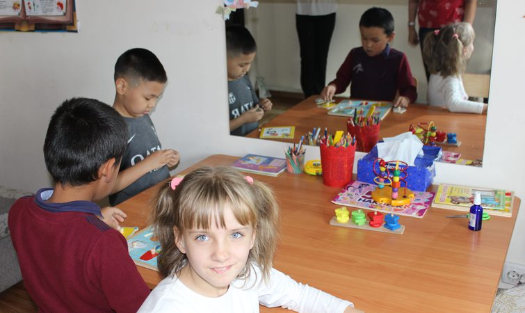 Modern adaptation technologies for children with disabilities in Bishkek
